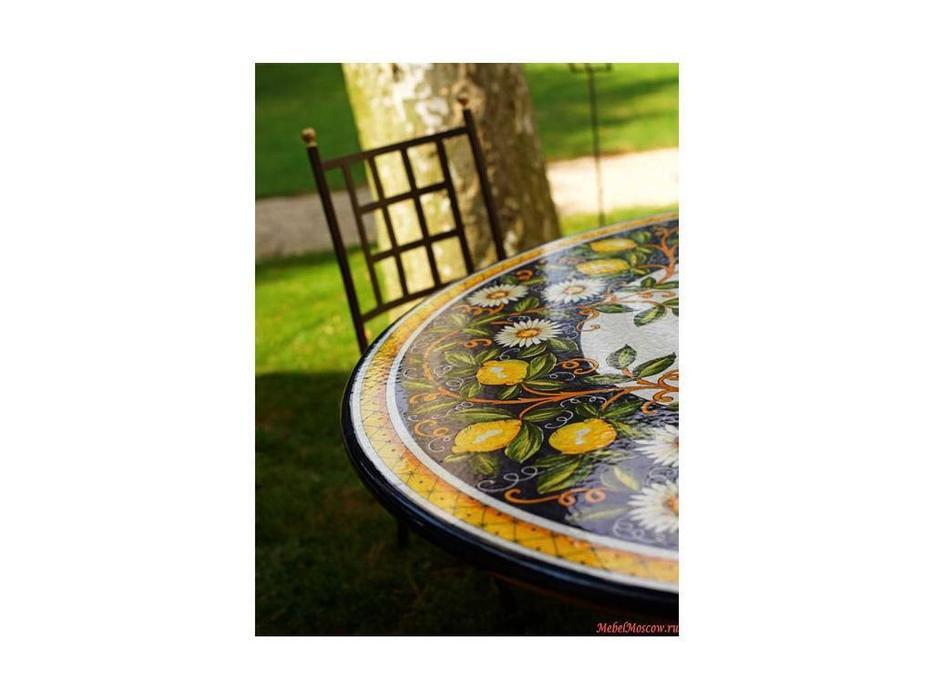 CeramicArte: Salerno: стол обеденный круглый 150х150