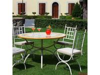 CeramicArte: Altamura: стол обеденный круглый 100х100