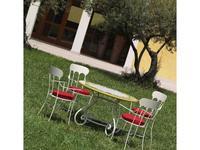 5125906 стол обеденный CeramicArte: Cortina