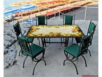 CeramicArte: Assisi: стол обеденный прямоугольный 180х90