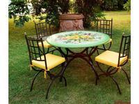 5127471 стол обеденный CeramicArte: Lucca