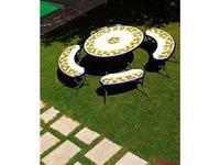 5127474 стол обеденный CeramicArte: Sorrento