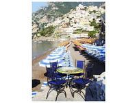 CeramicArte: Capri: стол обеденный круглый 120х120