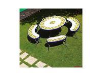 5131117 скамья CeramicArte: Diana