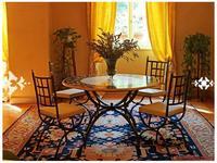 CeramicArte: Imperia: стол обеденный круглый 130