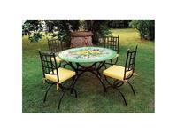 5210390 стул с подлокотниками CeramicArte: Aurora