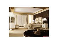 Gotha: Gold and Diamonds: кровать 180х200 King siz  с мягким изголовьем