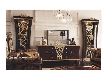 Мебель для гостиной фабрики Gotha на заказ