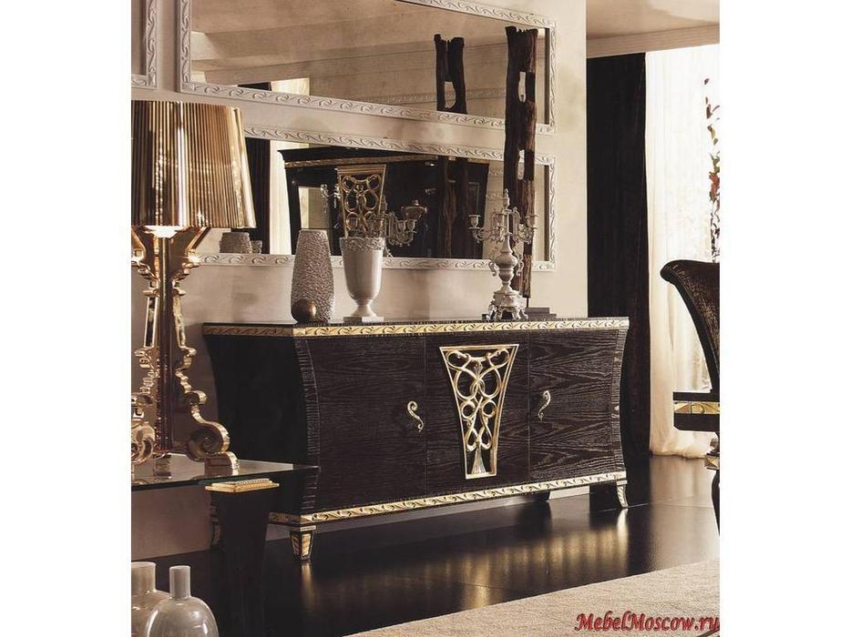 Gotha: Gold and Diamonds: буфет 3-х дверный  (венге, золото)