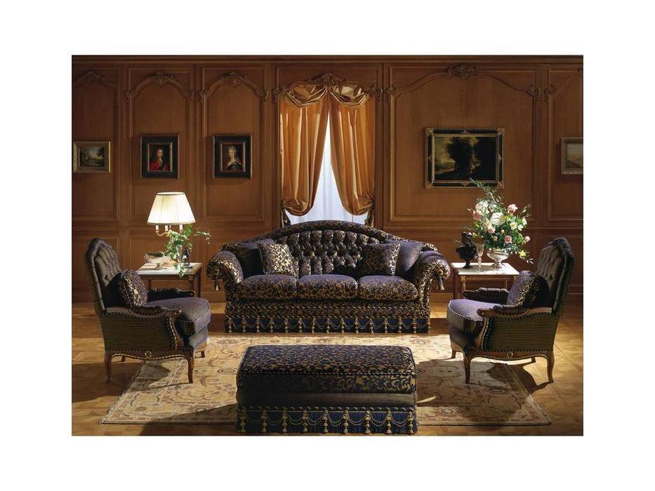 Zanaboni: комплект мягкой мебели_Epoca 2  ткань кат. 1