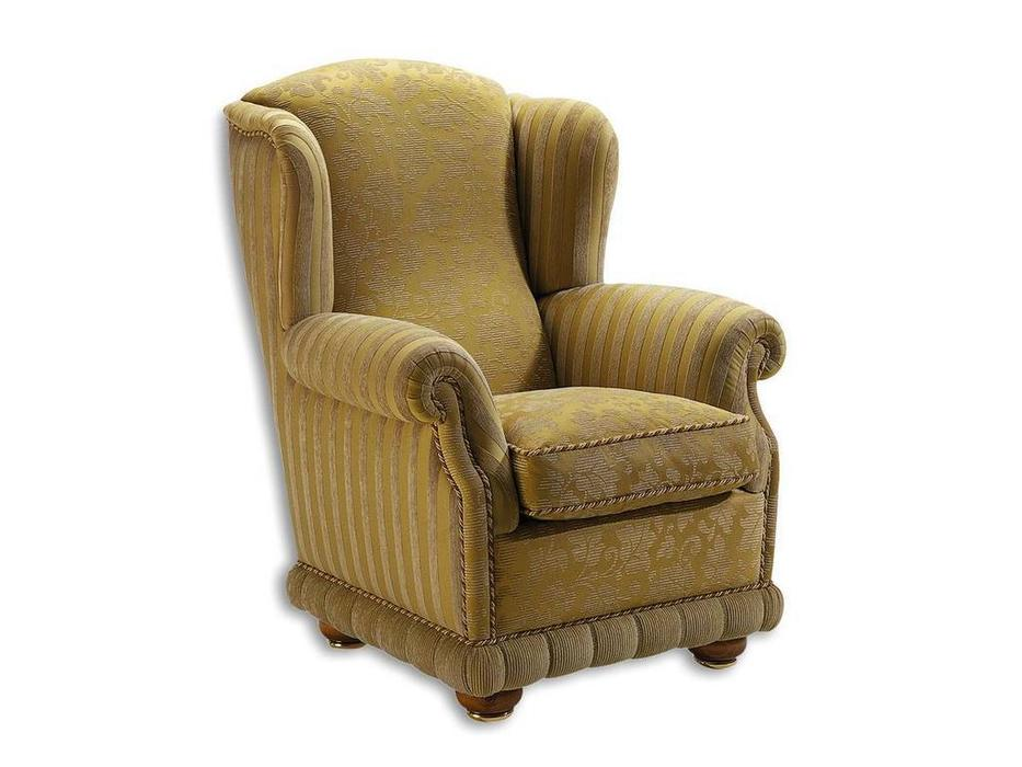 Zanaboni: кресло_York 3  ткань кат.1