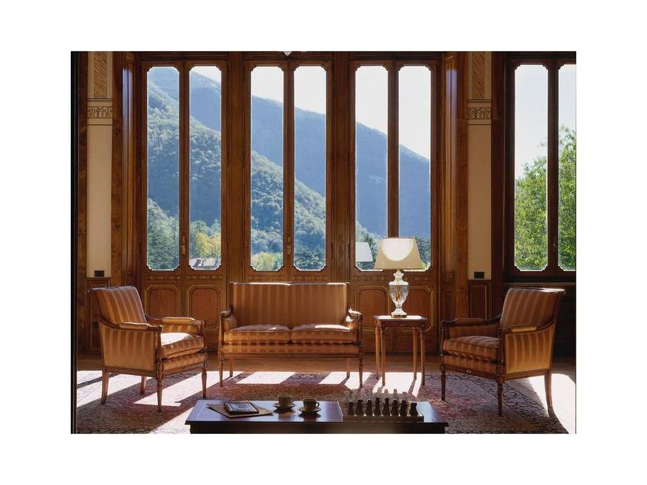Zanaboni: комплект мягкой мебели Impero  ткань кат.2