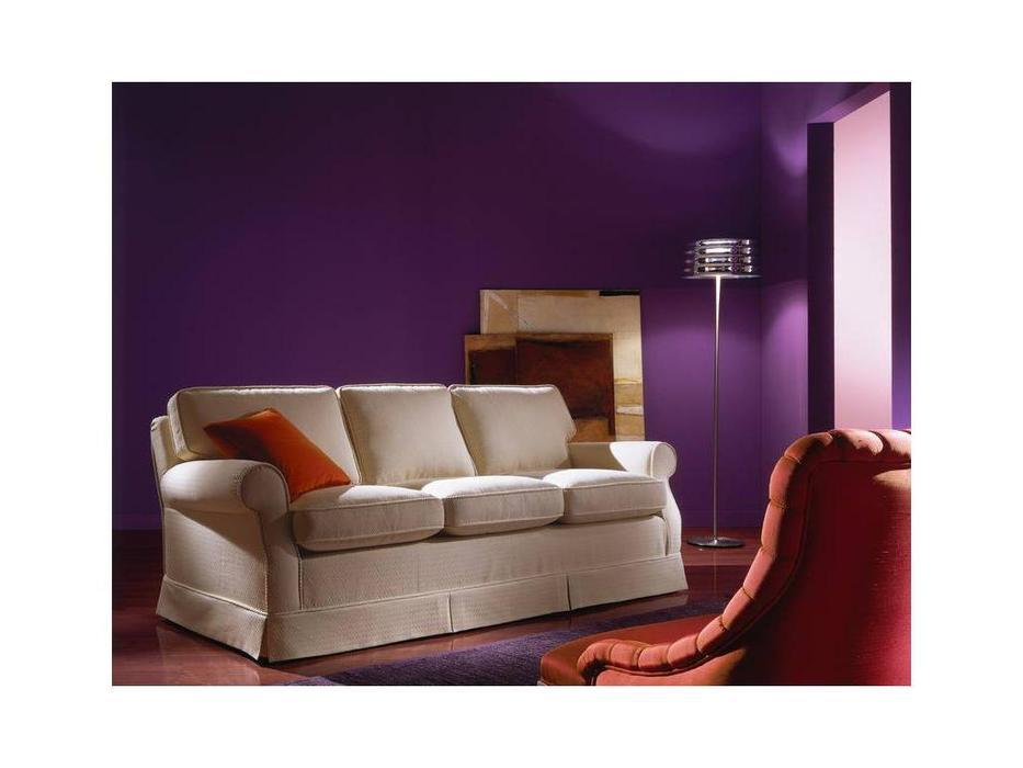 Zanaboni: диван 3-х местный_Boston  ткань кат.2