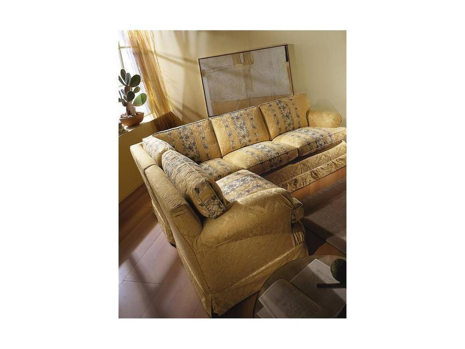 Zanaboni: New Orleans: диван угловой  ткань кат.Ex.2
