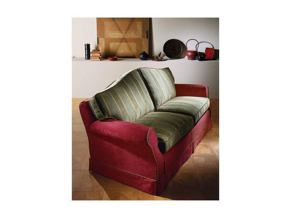 Zanaboni: диван 2-х местный_Baltimora  ткань кат.2