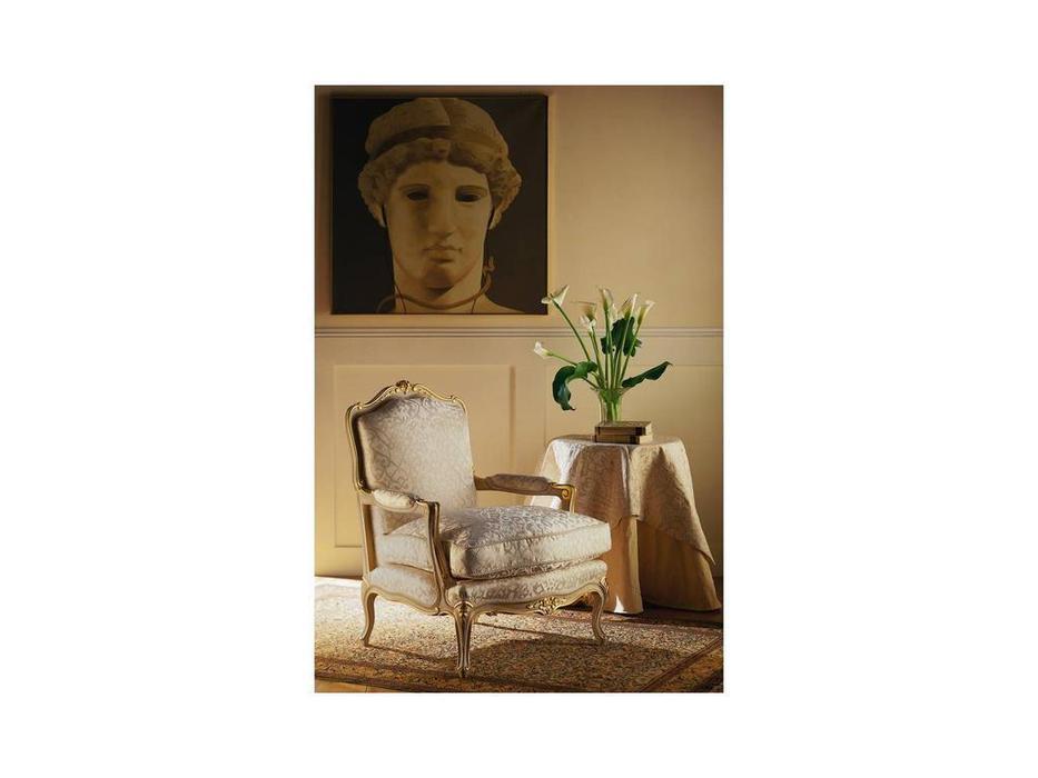 Zanaboni: кресло Luigi XV ткань кат.2