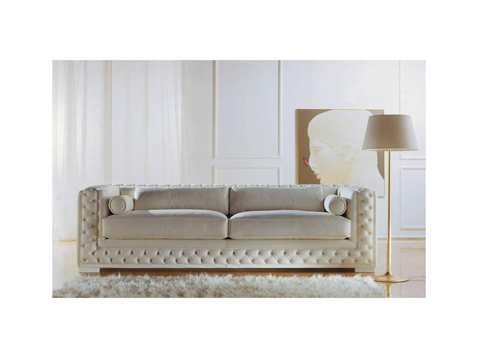 Zanaboni: Atlantique big: диван 3-х местный  ткань кат.4