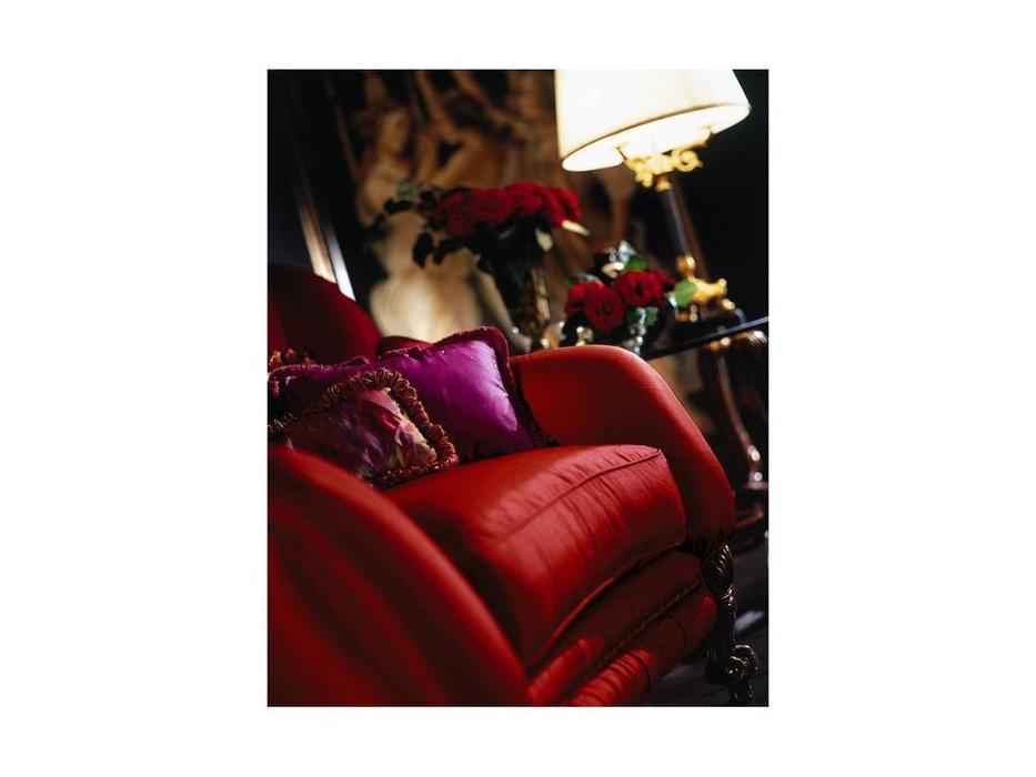 Zanaboni: кресло Vivi  кожа кат.3