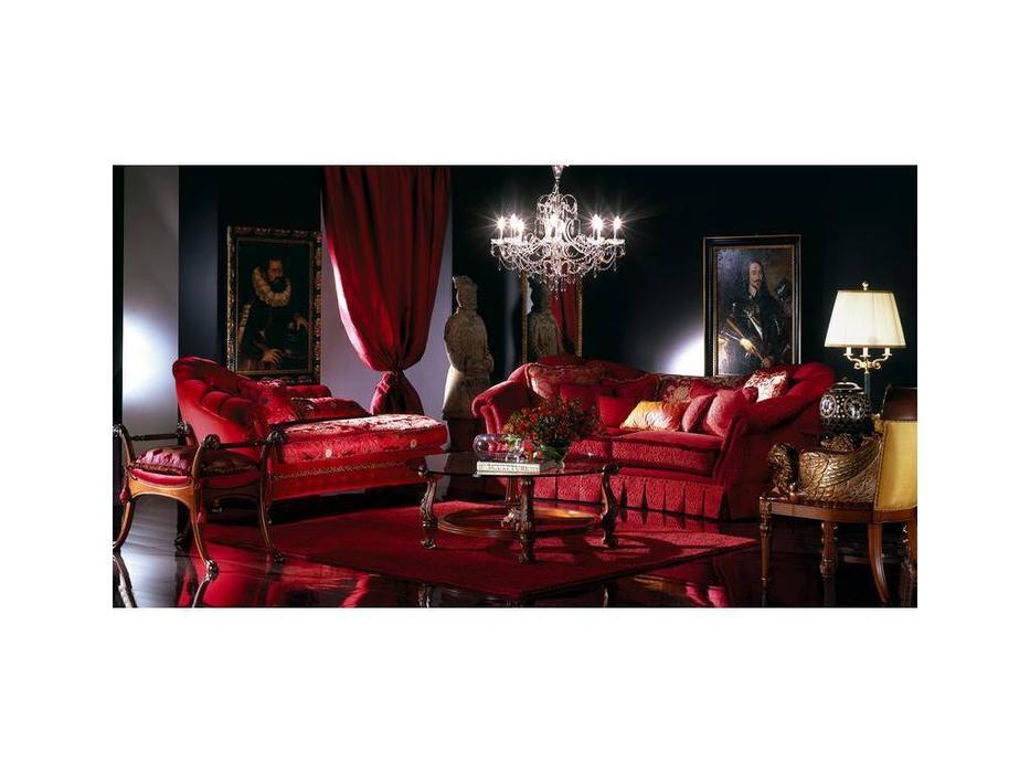 Zanaboni: комплект мягкой мебели Pantheon + Natalie  ткань кат.3