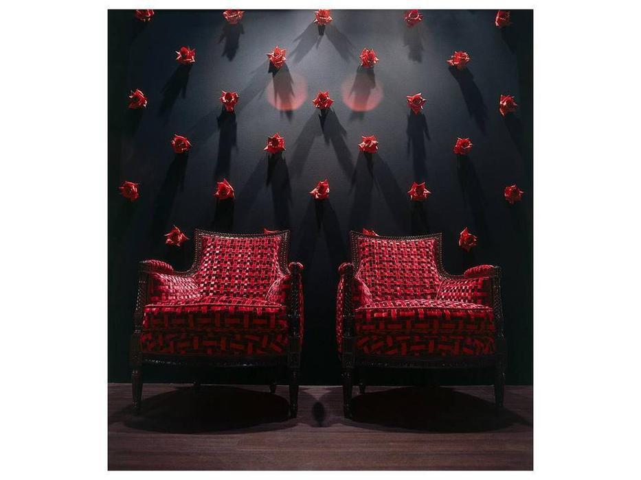 Zanaboni: кресло 003C  ткань кат.3