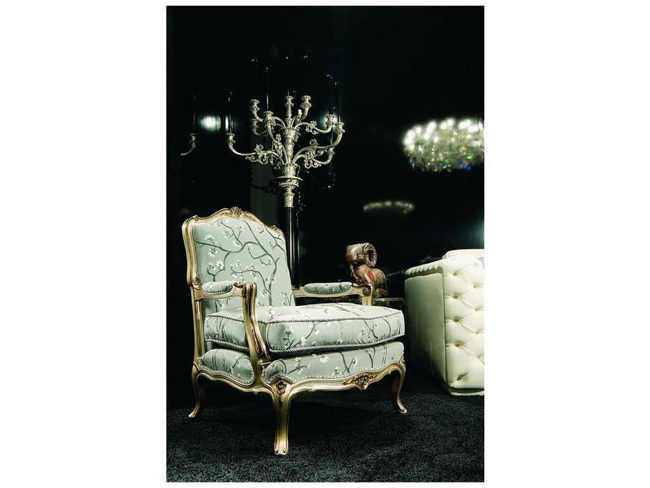 Zanaboni: кресло Luigi XV ткань кат.4