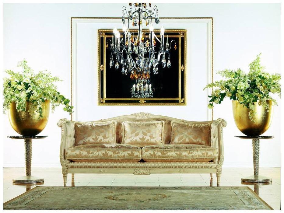 Zanaboni: диван 3-х местный Sophia ткань кат.4
