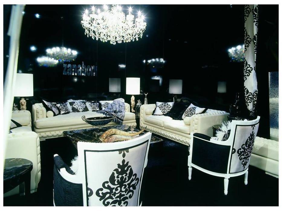 Zanaboni: Atlantique: комплект мягкой мебели кожа кат.5