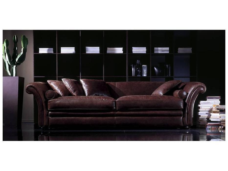 Zanaboni: Eze: диван 2-х местный кожа кат.G