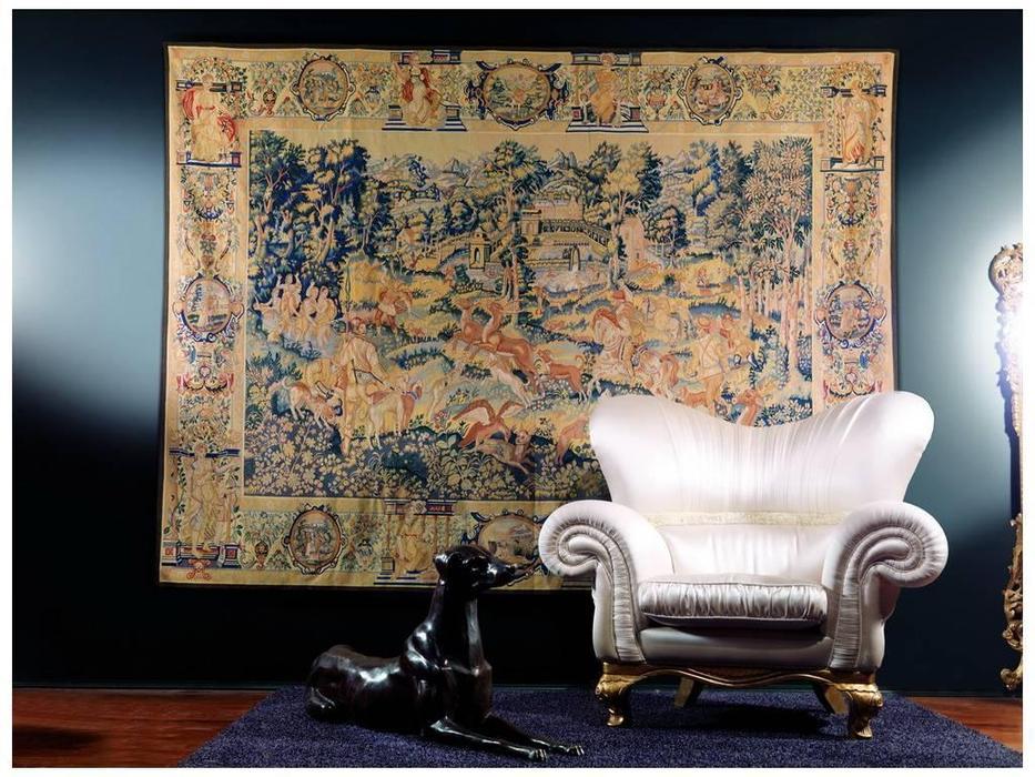 Zanaboni: Odeon W: кресло  ткань кат.5