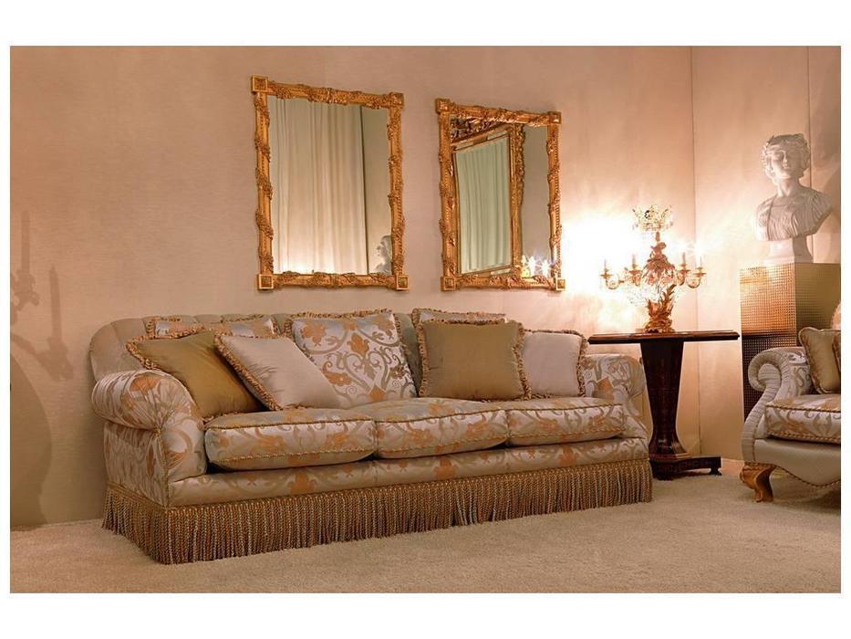 Zanaboni: диван 3-х местный Armonia 2 ткань кат.4