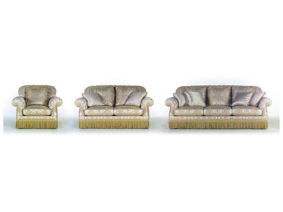 Zanaboni: комплект мягкой мебели Armonia 2  ткань кат.5