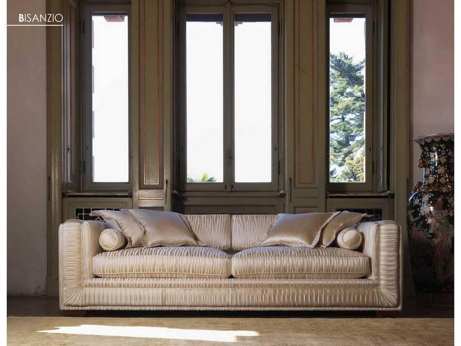 Zanaboni: Bisanzio: диван 3-х местный ткань кат.5