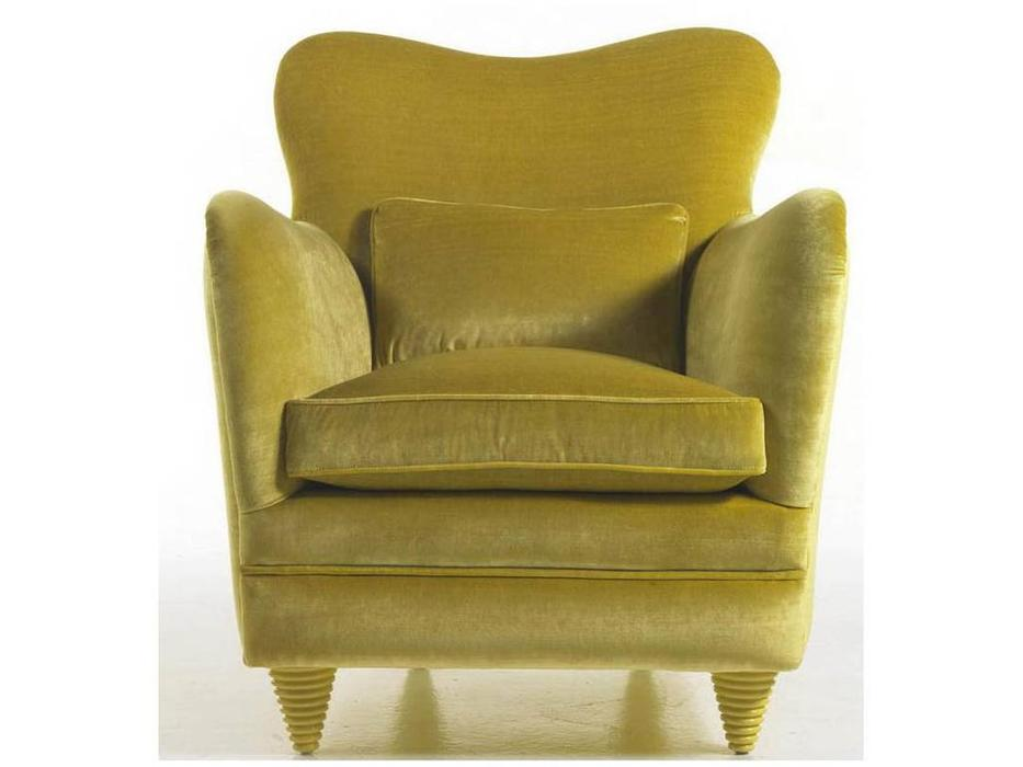 Zanaboni: кресло Camilla ткань кат.6
