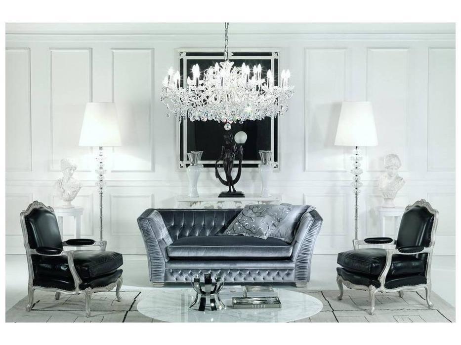 Zanaboni: комплект мягкой мебели Capri+Luigi XV ткань кат.5
