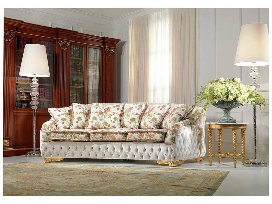 Zanaboni: диван 3-х местный Esedra ткань кат.5