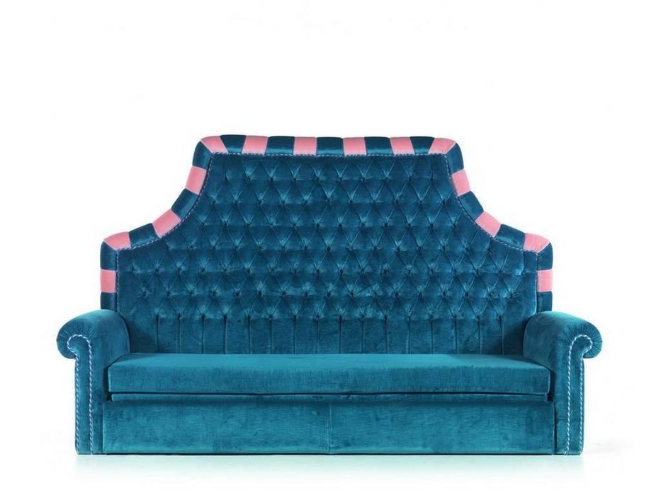 Zanaboni: диван 3-х местный Ninpha ткань кат.6