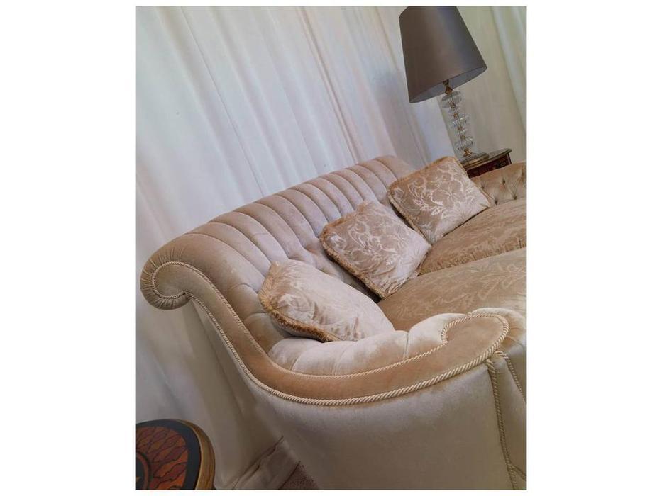Zanaboni: комплект мягкой мебели Nuvola+Luigi XV ткань кат.5