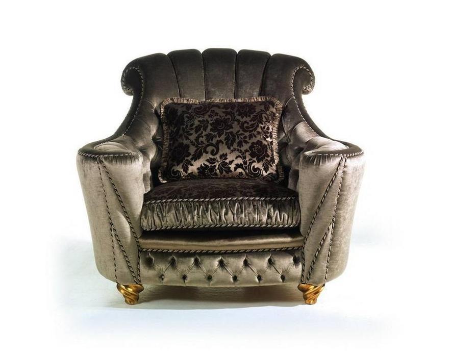Zanaboni: Nuvola: кресло ткань кат.5