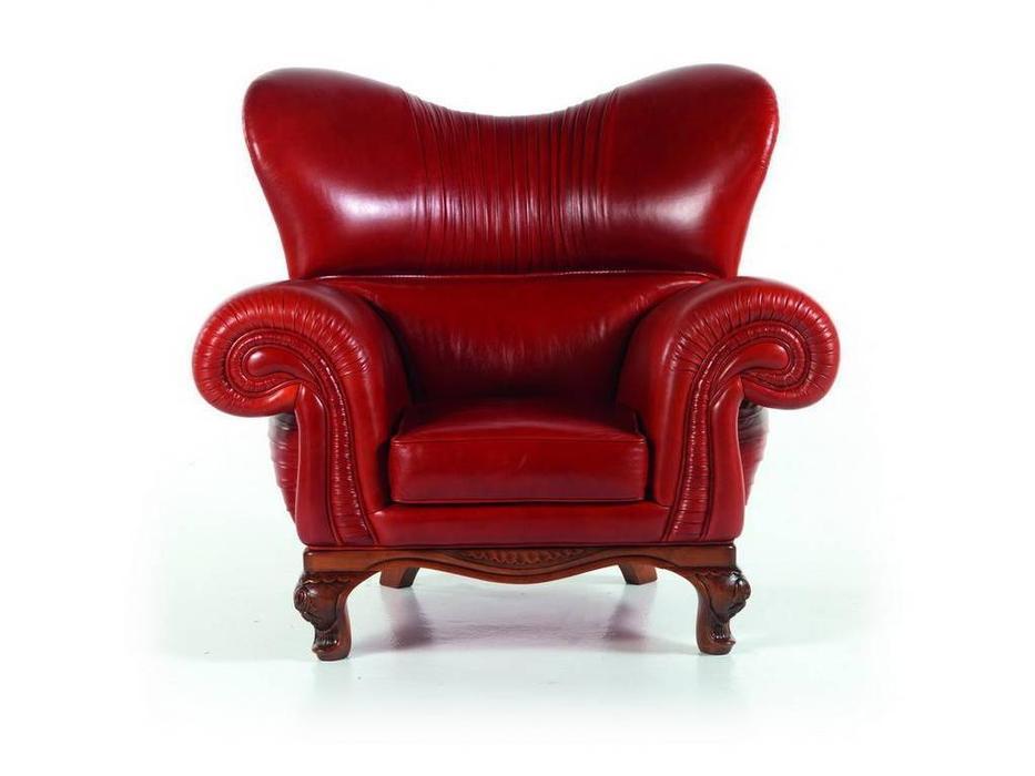 Zanaboni: Odeon W: кресло кожа кат.G