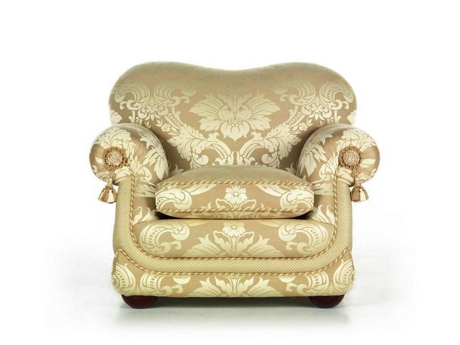 Zanaboni: кресло Orleans ткань кат.6