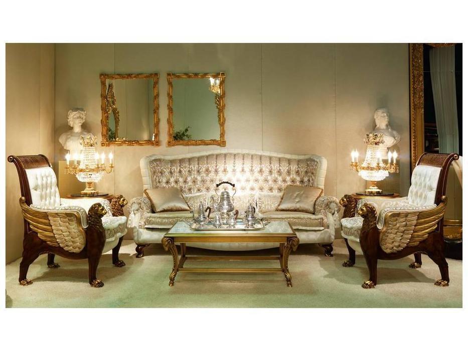 Zanaboni: комплект мягкой мебели Royal ткань кат.6