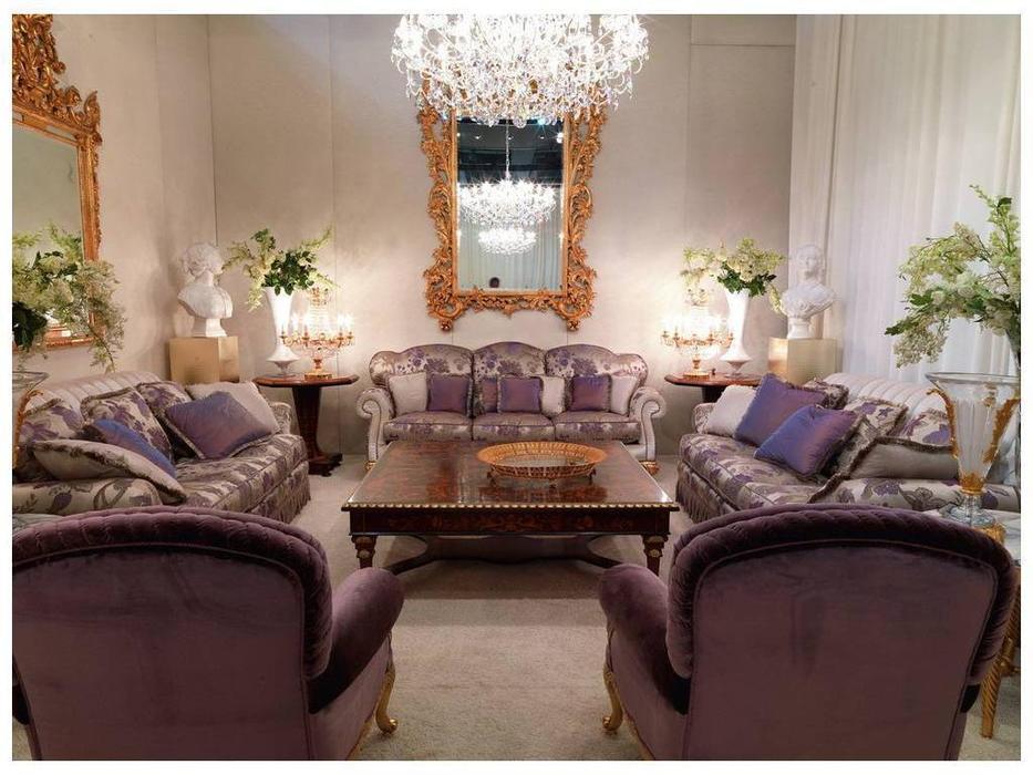 Zanaboni: комплект мягкой мебели Signoria+Armonia 2  ткань кат.5