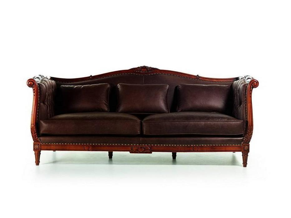 Zanaboni: диван 3-х местный Sophia кожа кат.6