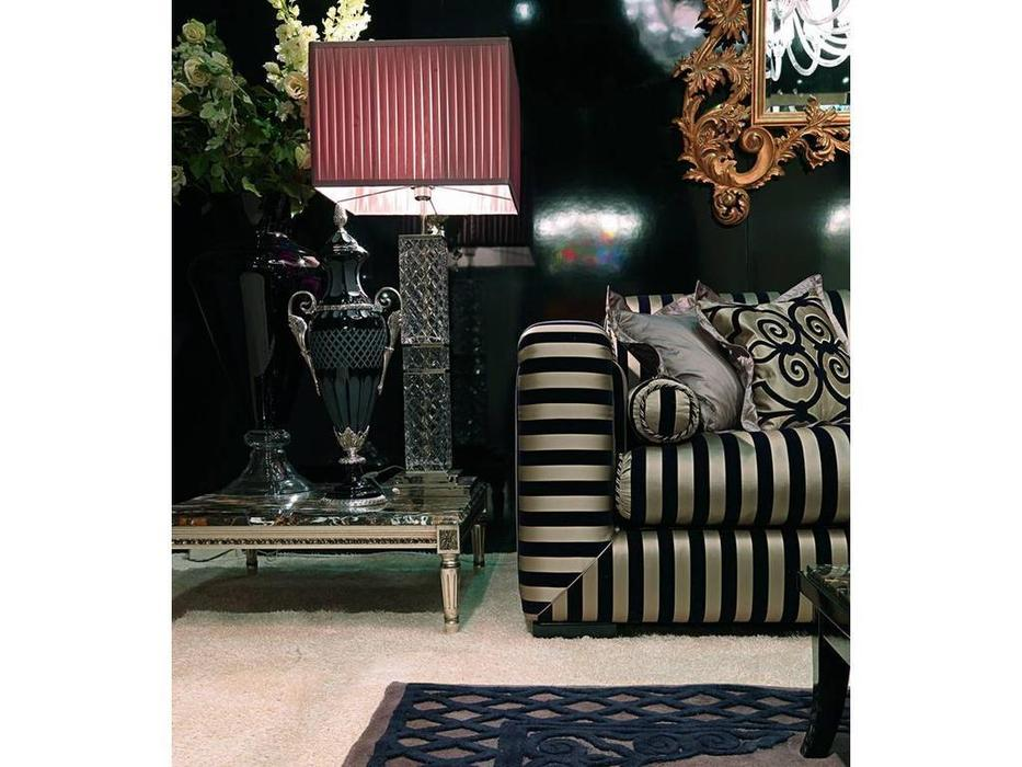 Zanaboni: Ambra: диван 2-х местный ткань кат.5