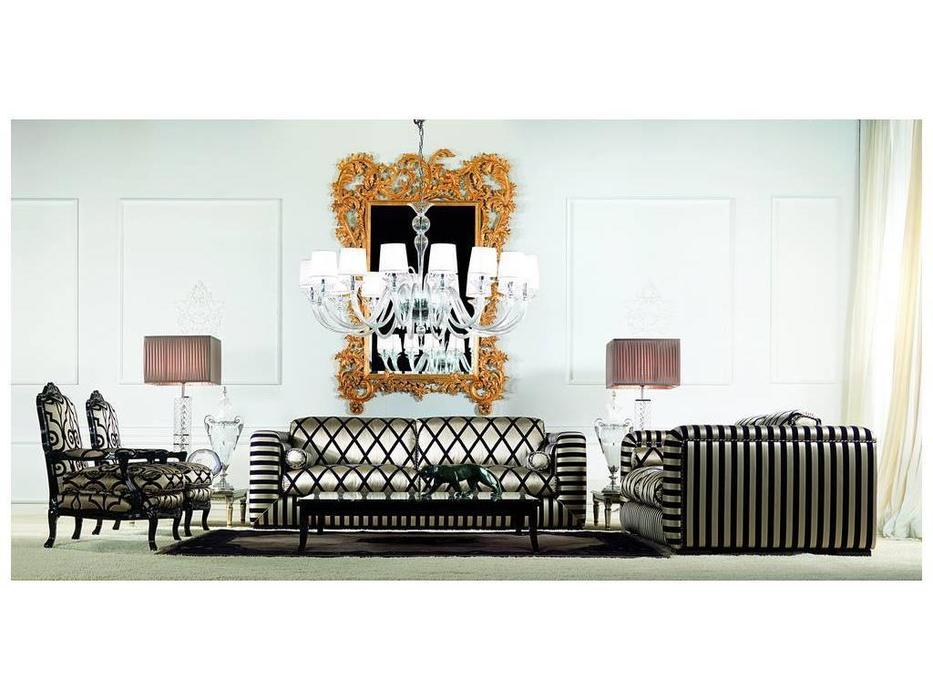 Zanaboni: комплект мягкой мебели Ambra+Luigi XV ткань кат.5