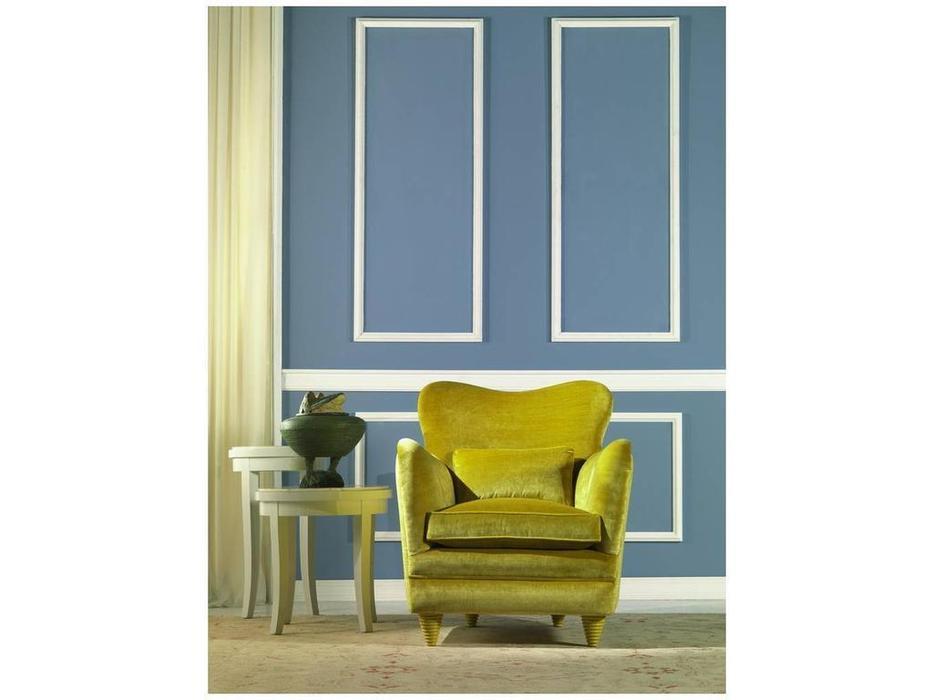Zanaboni: кресло Camilla+T.33_34_E725 ткань кат.7