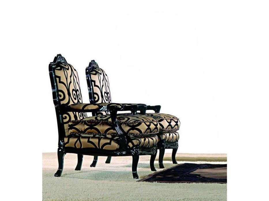 Zanaboni: кресло Luigi XV ткань кат.7