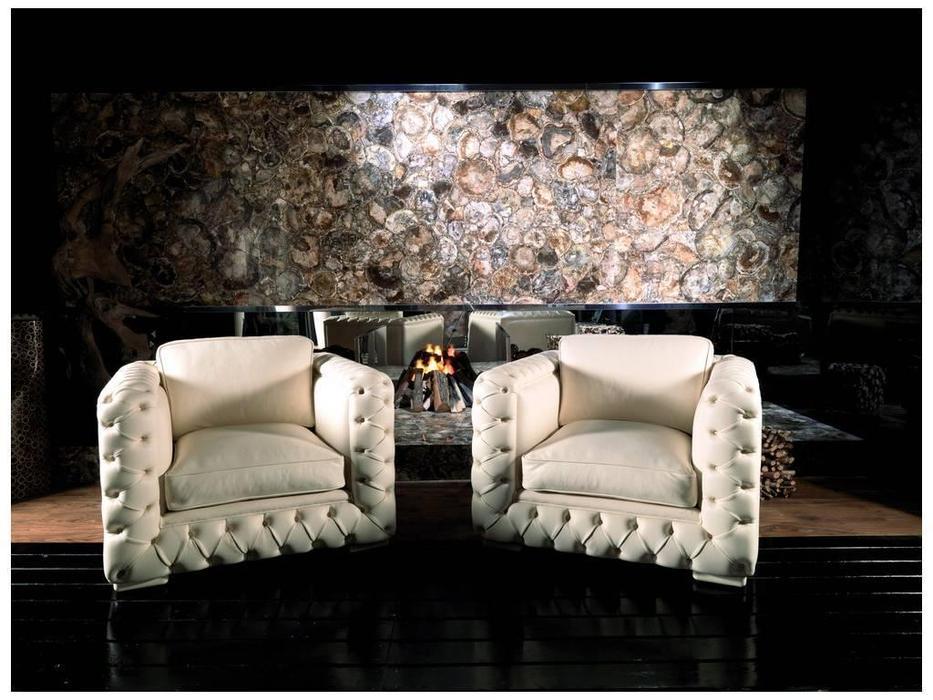 Zanaboni: Oceano: кресло кожа кат.G