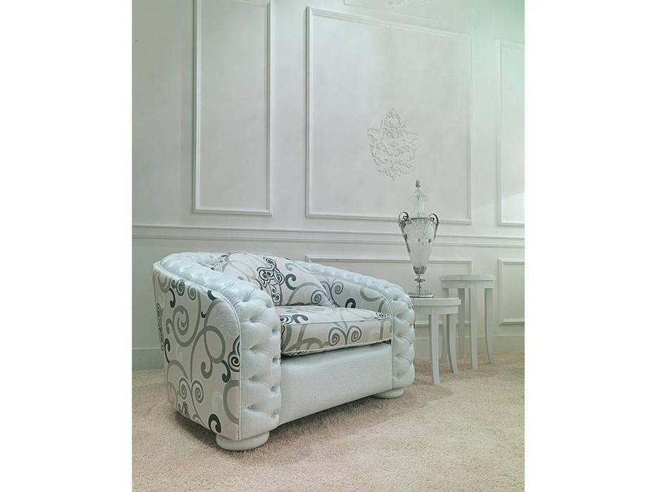 Zanaboni: кресло Orfeo ткань кат.7