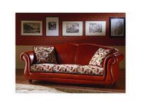 Zanaboni: диван 3-х местный_Oxford  кожа кат.1